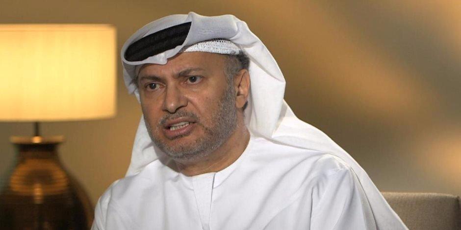 توصیف قرقاش درباره بحران قطر
