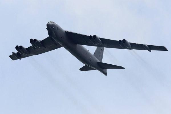 آمریکا به دنبال استقرار بمب افکن بی-52 در عین الاسد عراق است