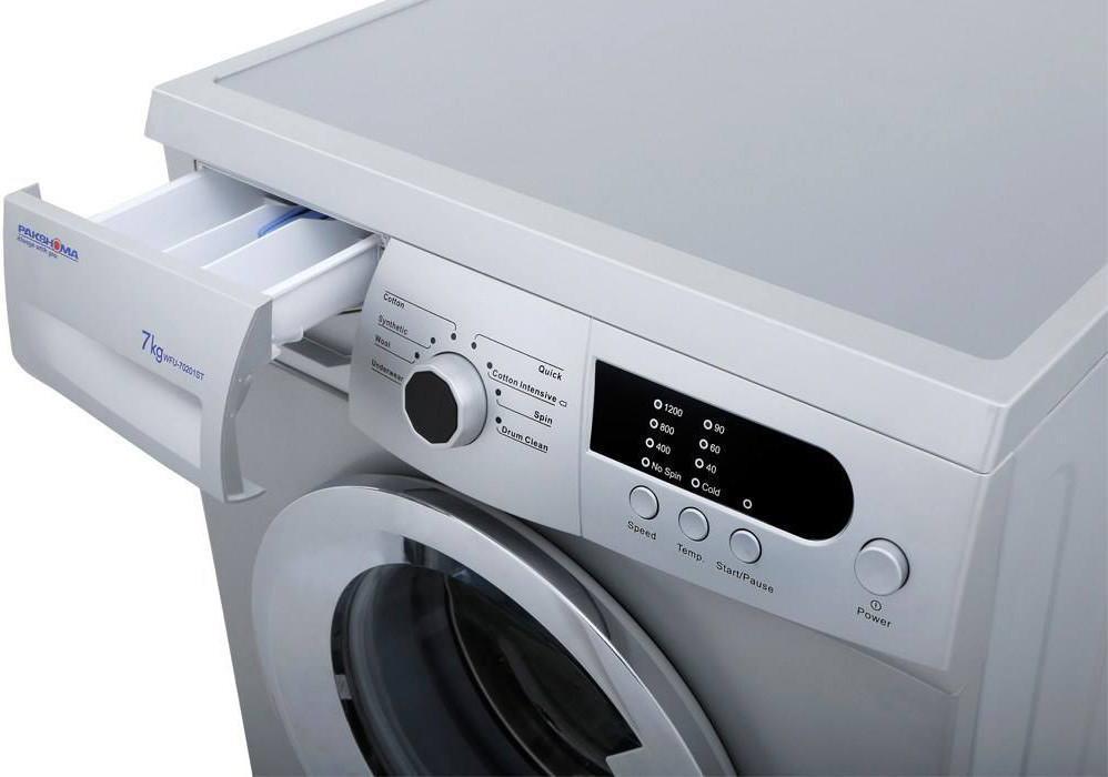 ماشین لباس شویی و ظرف شویی در محیط های مرطوب دوام بیشتری یافت