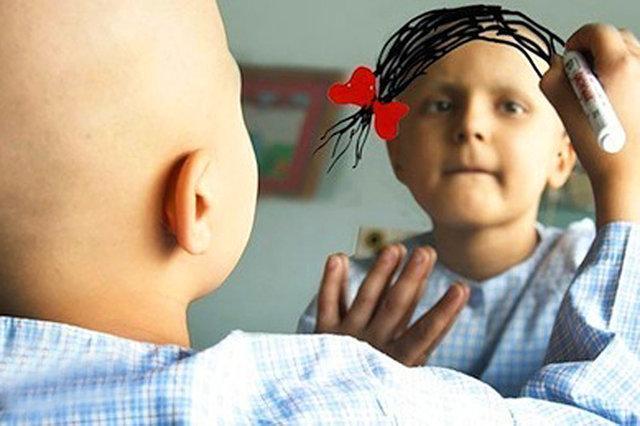 دنیای معنوی بچه ها سرطانی چگونه است؟