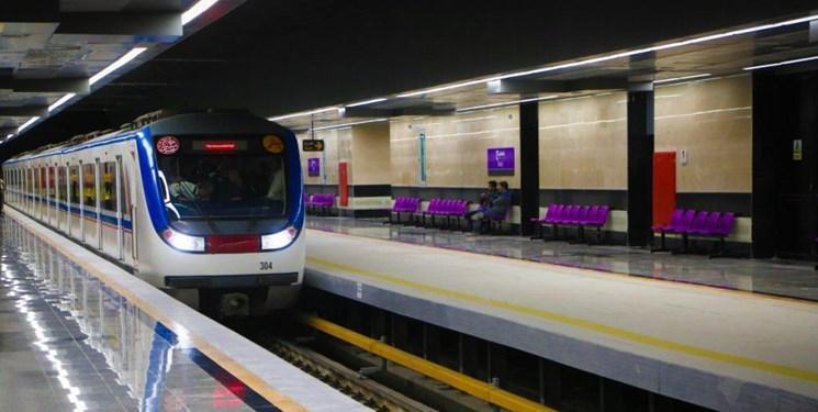 فاز نخست پایانه مترو آزادگان افتتاح می شود