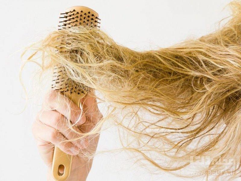 برطرف وزی و گره خوردن موها