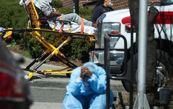 تلفات کرونا در آمریکا به بیش از 98 هزار نفر رسید