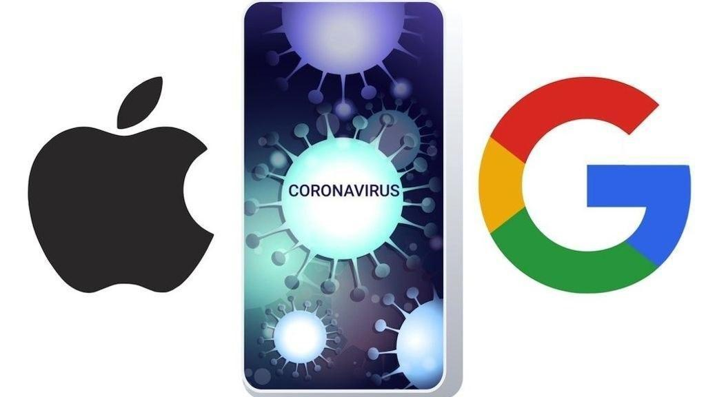 نیمه تاریک همکاری گوگل و اپل در مقابله با کروناویروس