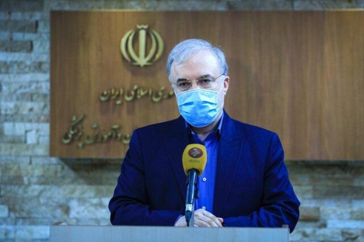 وزیر بهداشت: درباره برگزاری کنکور امروز تصمیم گیری می گردد