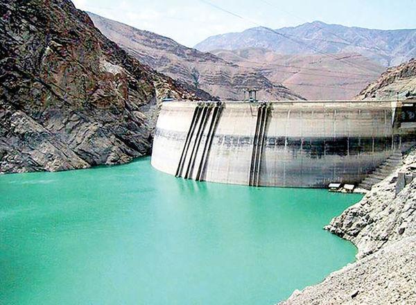 افت 38 درصدی ورودی روان آب ها به مخازن سدها، 62 درصد مخازن پر است