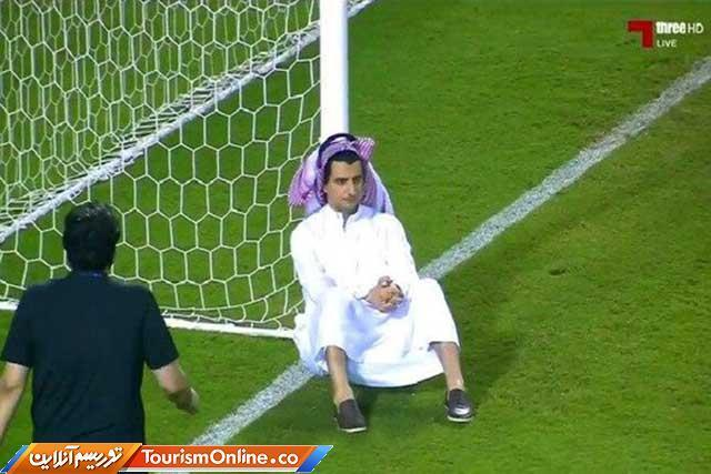 آن مرد غمگین دشداشه پوش در تیم النصر که بود؟