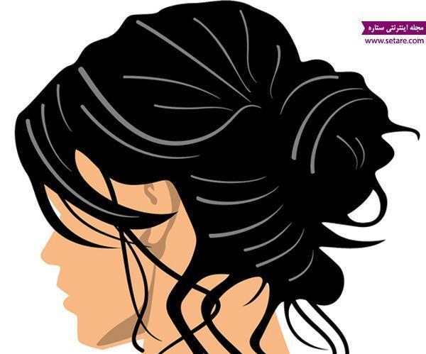 شخصیت شناسی از روی مدل موی زنان